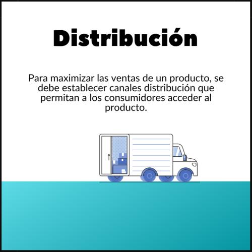Distribución de Producto