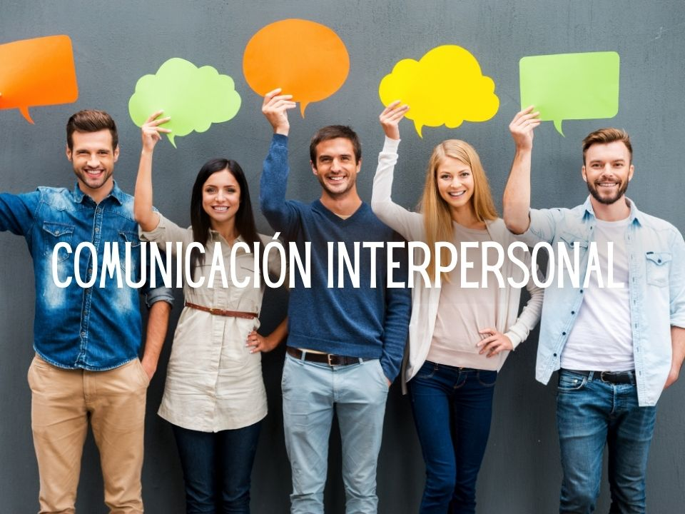 Portada de Comunicación interpersonal