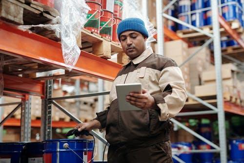 Los almacenes deben de mantener un orden para poder funcionar correctamente