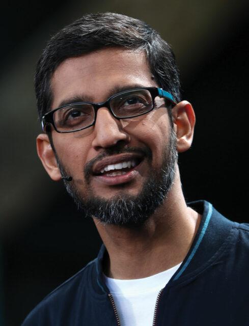 Sundar Pichai de Google