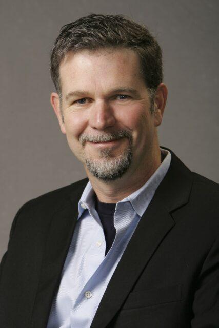 Reed Hastings de Netflix